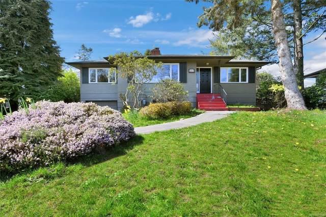 3214 Henderson Rd, Oak Bay, BC V8P 5A4 (MLS #871768) :: Call Victoria Home