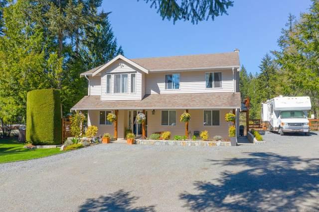 5614 East Sooke Rd, Sooke, BC V9Z 0Z5 (MLS #871814) :: Call Victoria Home