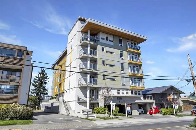 826 Esquimalt Rd #604, Esquimalt, BC V9A 6W9 (MLS #872500) :: Call Victoria Home