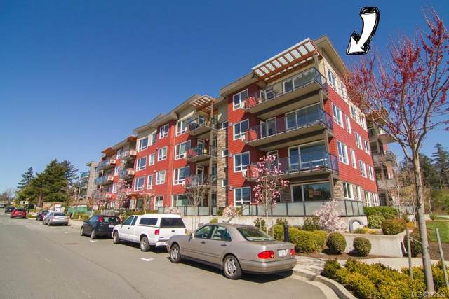 300 Belmont Rd #407, Colwood, BC V9C 1B1 (MLS #872533) :: Day Team Realty