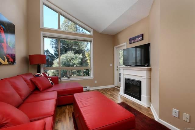 825 Goldstream Ave #411, Langford, BC V9B 0C3 (MLS #872557) :: Call Victoria Home