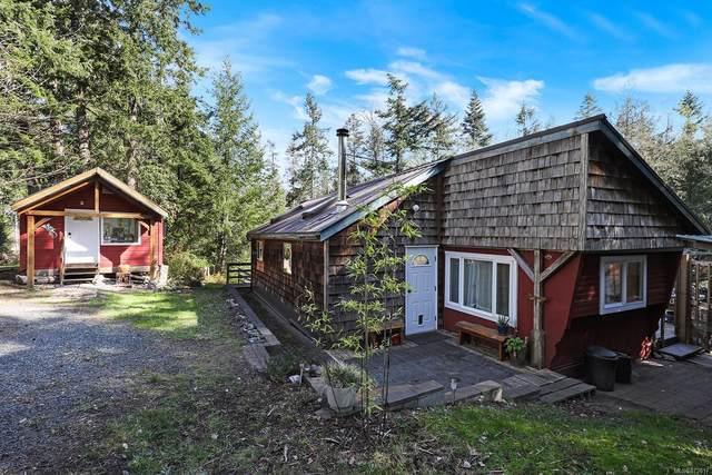 1220 Swan Rd, Denman Island, BC V0R 1T0 (MLS #872617) :: Call Victoria Home