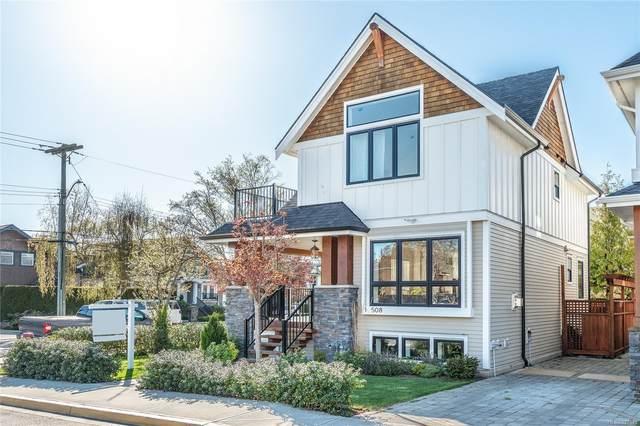 508 Pendray St #1, Victoria, BC V8V 0A9 (MLS #872671) :: Call Victoria Home