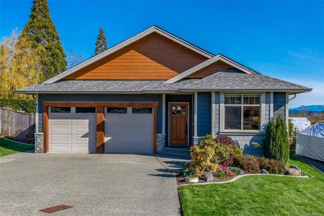 1669 Glen Eagle Dr, Campbell River, BC V9W 0B2 (MLS #872785) :: Call Victoria Home