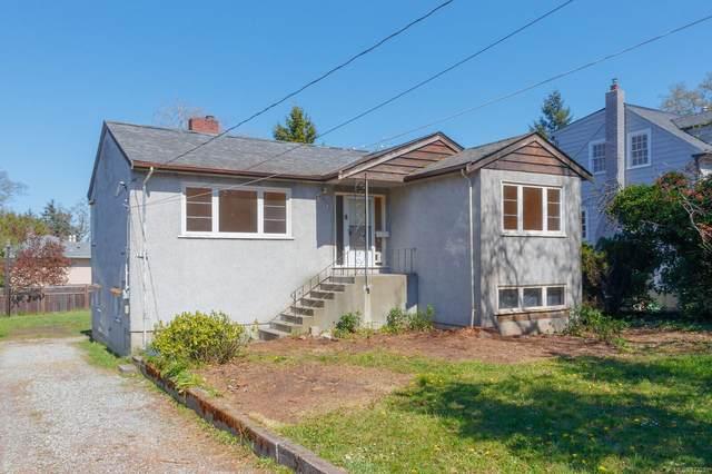 1266 Reynolds Rd, Saanich, BC V8P 2K7 (MLS #873259) :: Call Victoria Home