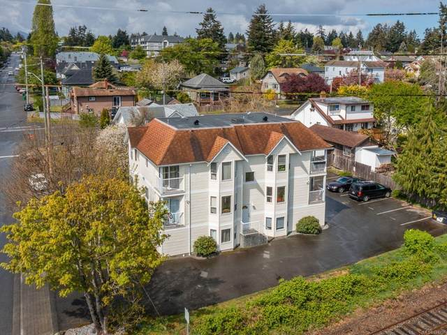 408 Rosehill St #201, Nanaimo, BC V9S 1E5 (MLS #874258) :: Call Victoria Home