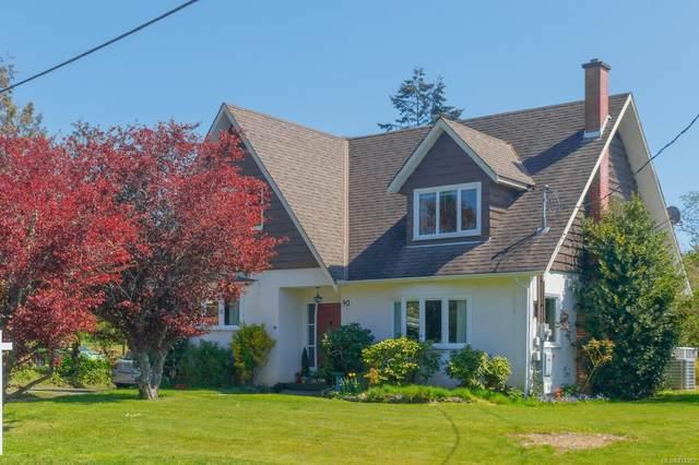 90 Bradene Rd, Metchosin, BC V9C 1B4 (MLS #874380) :: Call Victoria Home