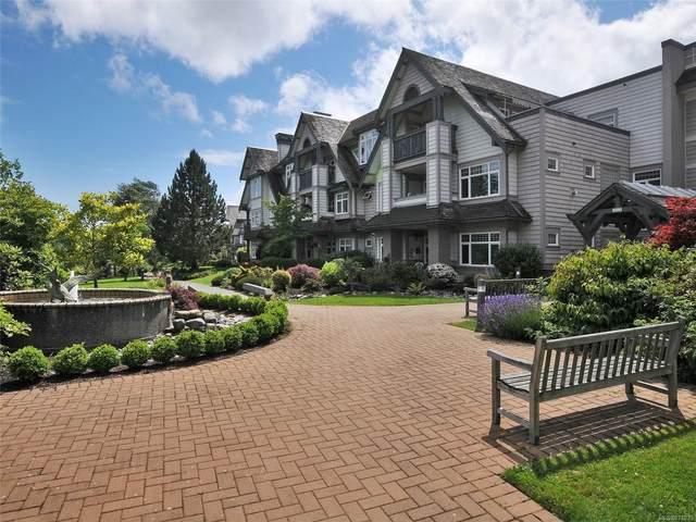 4490 Chatterton Way #334, Saanich, BC V8X 5H7 (MLS #874935) :: Pinnacle Homes Group