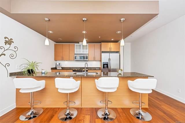 1696 Pear St #5, Saanich, BC V8P 2A6 (MLS #876716) :: Pinnacle Homes Group