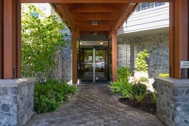 10520 Mcdonald Park Rd #208, North Saanich, BC V8L 0A3 (MLS #877213) :: Pinnacle Homes Group