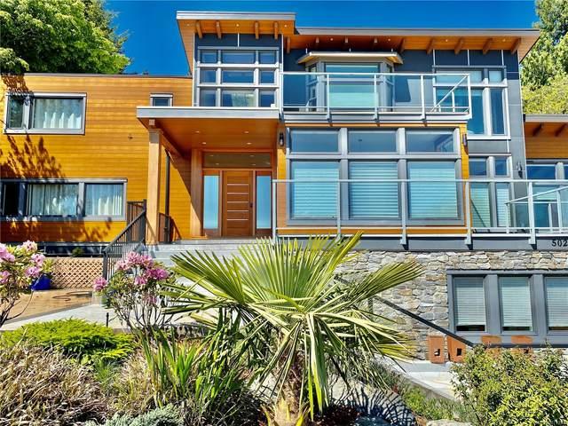 5020 Cordova Bay Rd, Saanich, BC V8Y 2K3 (MLS #877240) :: Pinnacle Homes Group