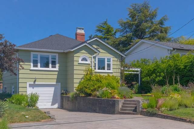 230 Cadillac Ave, Saanich, BC V8Z 1T8 (MLS #877420) :: Pinnacle Homes Group