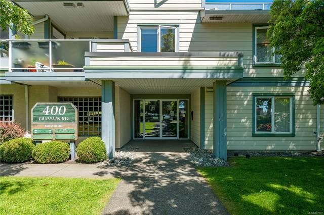 400 Dupplin Rd #202, Saanich, BC V8Z 1B7 (MLS #877772) :: Pinnacle Homes Group
