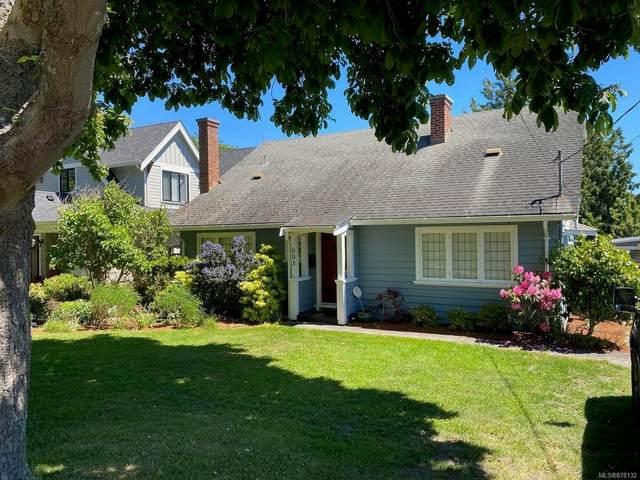 603 Hampshire Rd, Oak Bay, BC V8S 4R9 (MLS #878132) :: Pinnacle Homes Group