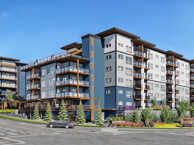 2469 Gateway Rd 204C, Langford, BC V9B 5X3 (MLS #878323) :: Pinnacle Homes Group