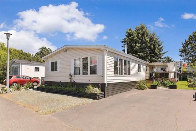 1536 Middle Rd #7, View Royal, BC V9A 0E5 (MLS #878546) :: Pinnacle Homes Group