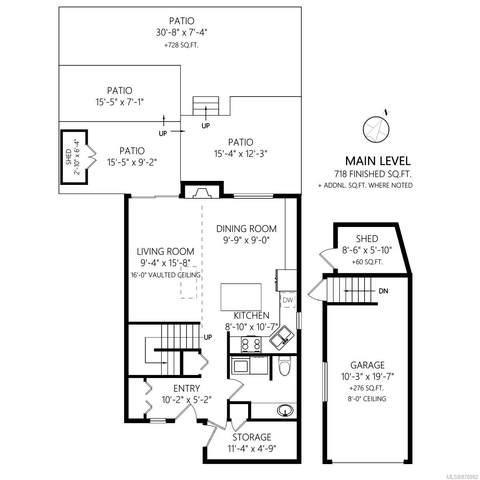 48 Falstaff Pl, View Royal, BC V9A 7A5 (MLS #878982) :: Pinnacle Homes Group
