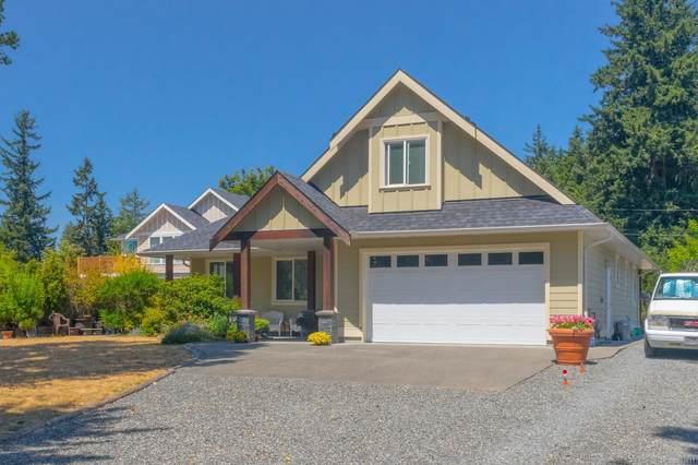 1413 Fairfield Rd, Cobble Hill, BC V0R 1L2 (MLS #881811) :: Call Victoria Home
