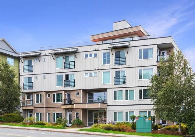 1405 Esquimalt Rd #204, Esquimalt, BC V9A 0A4 (MLS #886694) :: Day Team Realty
