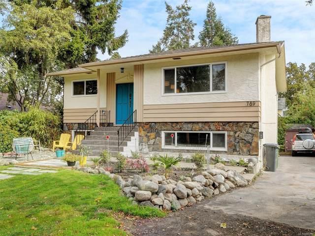 789 Byng St, Oak Bay, BC V8S 5B1 (MLS #886757) :: Pinnacle Homes Group