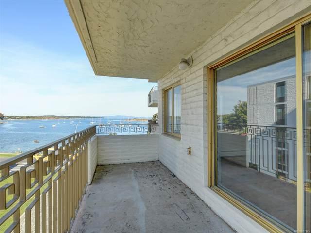 1440 Beach Dr #404, Oak Bay, BC V8S 2N8 (MLS #887175) :: Call Victoria Home