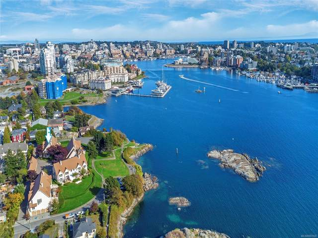 210 Russell St #130, Victoria, BC V9A 3X2 (MLS #887828) :: Day Team Realty