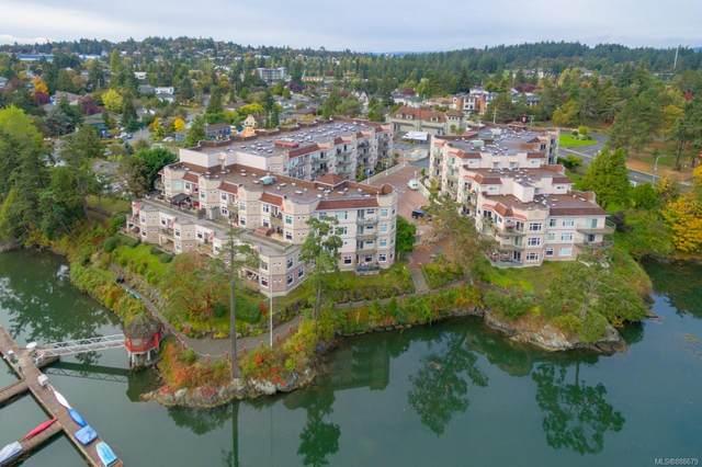 1083 Tillicum Rd #307, Esquimalt, BC V9A 7L7 (MLS #888679) :: Call Victoria Home