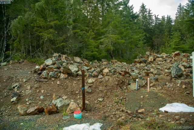 Lot 6 Trailhead Way, Malahat & Area, BC A1A 1A1 (MLS #386945) :: Day Team Realtors