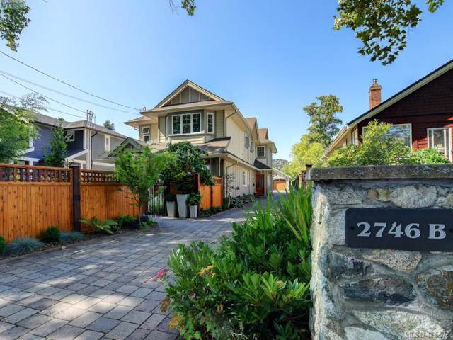 2746 Shelbourne St B, Victoria, BC V8R 4M2 (MLS #415676) :: Day Team Realty
