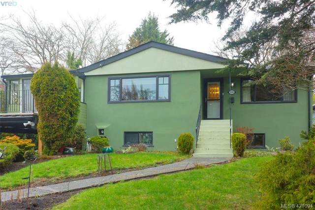 1956 Ernest Ave, Victoria, BC V8P 1G2 (MLS #421094) :: Day Team Realty