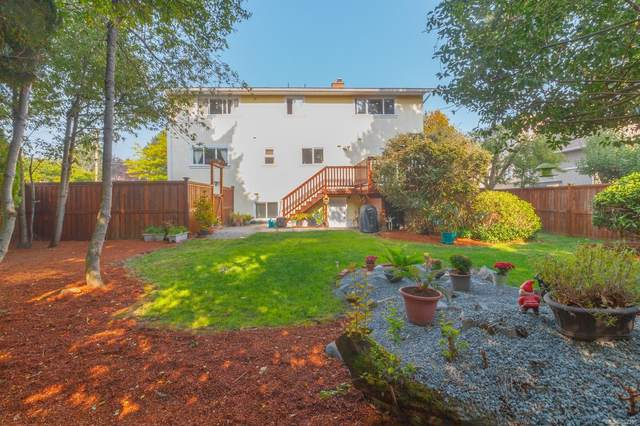 3192 Shakespeare St, Victoria, BC V8T 3A9 (MLS #852385) :: Day Team Realty