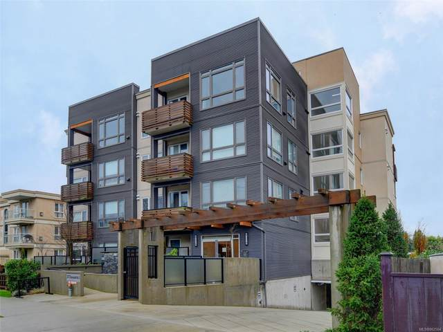 317 Burnside Rd E #403, Victoria, BC V9A 1A6 (MLS #862504) :: Day Team Realty