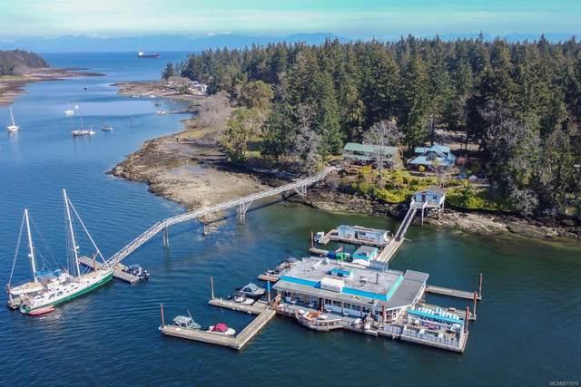 10 Pirates Lane, Protection Island, BC V9R 6R1 (MLS #871519) :: Call Victoria Home