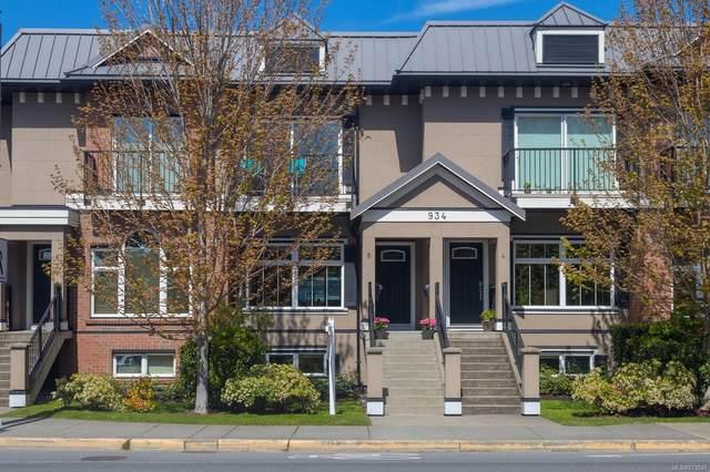 934 Craigflower Rd #5, Esquimalt, BC V9A 2X6 (MLS #873849) :: Call Victoria Home