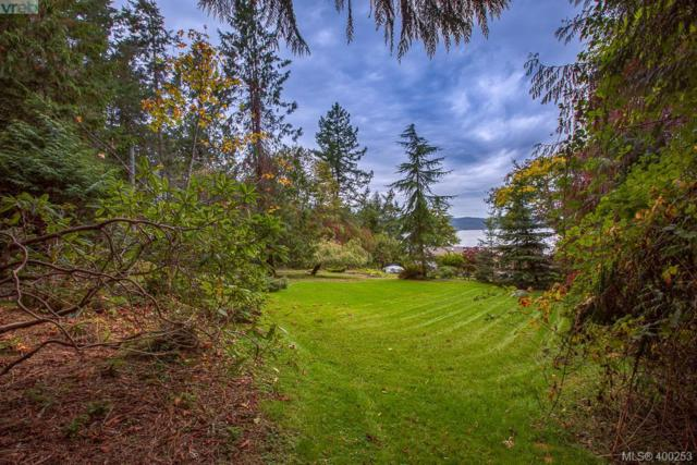 1470 Lands End Rd Lot B, Sidney, BC V8L 3X9 (MLS #400253) :: Day Team Realtors