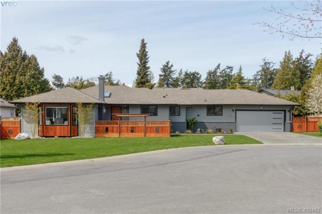 3954 Burchett Pl, Victoria, BC V8N 6C2 (MLS #408462) :: Live Victoria BC