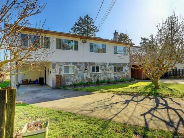 3183 A/B Glen Lake Rd, Langford, BC V9B 4B6 (MLS #869198) :: Call Victoria Home