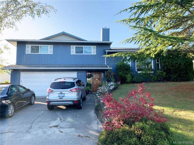 825 Cameo St, Victoria, BC V8X 4M3 (MLS #414958) :: Day Team Realty