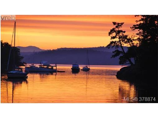 LOT 24 Secret Island, Victoria, BC V8W 2W4 (MLS #378874) :: Day Team Realtors