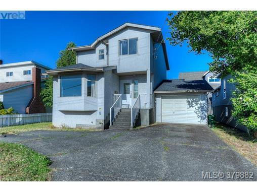 1633 Foul Bay Rd, Victoria, BC V8R 5A2 (MLS #379882) :: Day Team Realtors