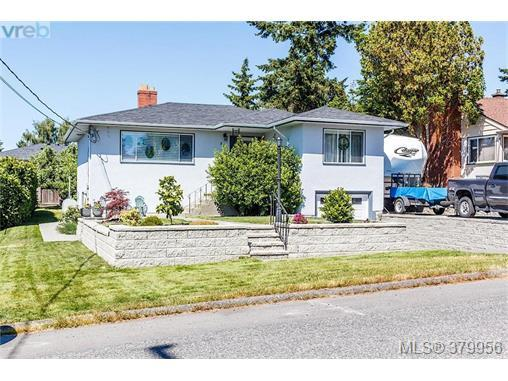 240 Homer Rd, Victoria, BC V8Z 1V9 (MLS #379956) :: Day Team Realtors