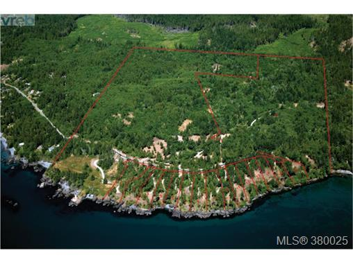Lot 5 Lighthouse Point Rd, Sooke, BC V9Z 1G4 (MLS #380025) :: Day Team Realtors