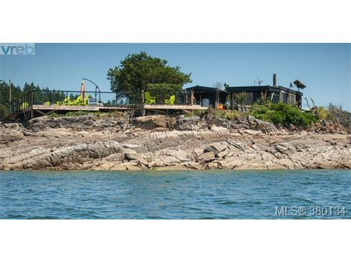 DL 349 Powder Island, Salt Spring Island, BC V8K 2W4 (MLS #380134) :: Day Team Realtors