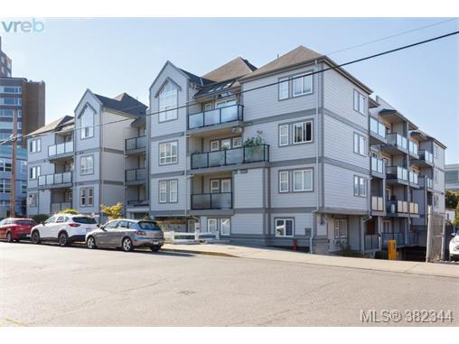 827 North Park St #301, Victoria, BC V8W 3Y3 (MLS #382344) :: Day Team Realtors