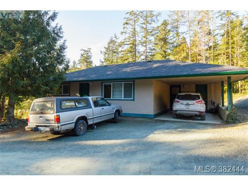 5301 Rocky Point Rd, Victoria, BC V9C 4G7 (MLS #382444) :: Day Team Realtors