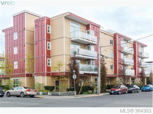 1315 Esquimalt Rd #409, Victoria, BC V9A 3P5 (MLS #384303) :: Day Team Realtors