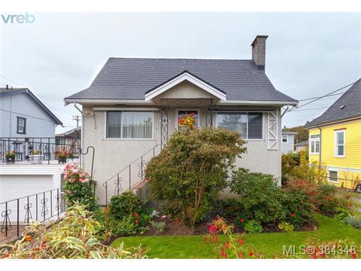 508 Constance Ave, Victoria, BC V9A 6N4 (MLS #384348) :: Day Team Realtors