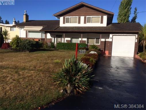 9344 Maryland Dr, Sidney, BC V8L 2R3 (MLS #384384) :: Day Team Realtors