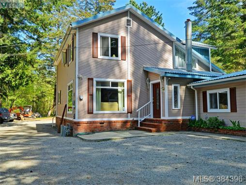 3879 Happy Valley Rd, Victoria, BC V9C 3X5 (MLS #384396) :: Day Team Realtors