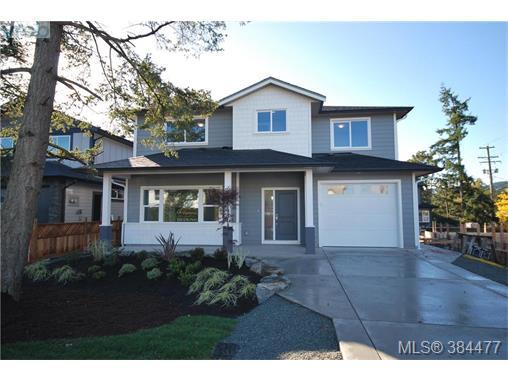 2025 Brethourpark Way, Sidney, BC V8L 1S3 (MLS #384477) :: Day Team Realtors